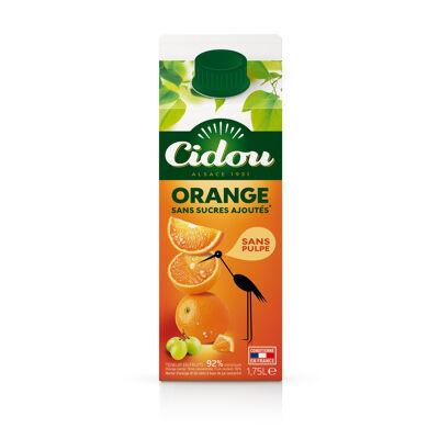 Cidou douceur d'orange 1,75l (Cidou)