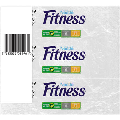 Nestle fitness nature céréales 3x450g (Fitness)