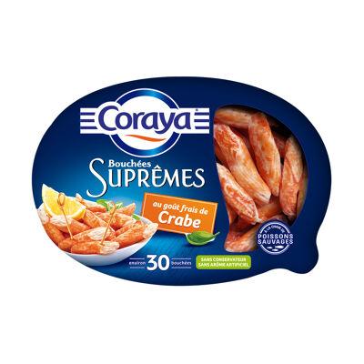 Coraya 30 bouchees supremes 140g (Coraya)