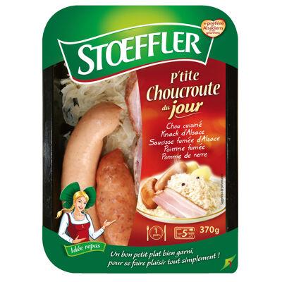 La p'tite choucroute du jour 370g (Stoeffler)
