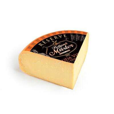 Reserve holland master gouda vieux aop 1/4 meule 2,45kg 35% (Holland master)
