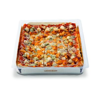 Pizza 3 fromages 30 toasts 450g frais emballe x 1 (Maison sapresti)