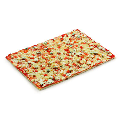 Pizza 3 fromages 66 toasts 900g (Maison sapresti)