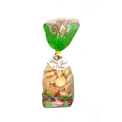 Petits fours a l'anis albisser 200g (Biscuiterie albisser)