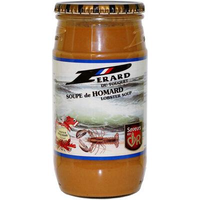Soupe de homard 780 g (Pérard)