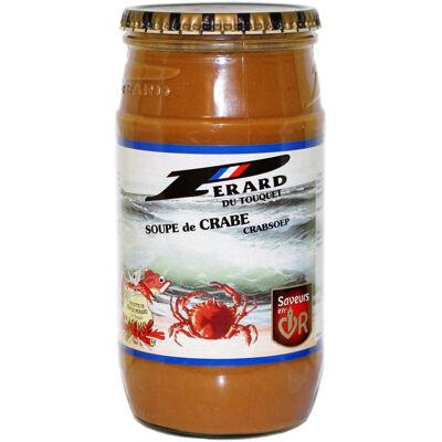 Soupe de crabe 780 g (Pérard)
