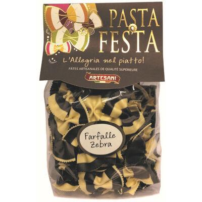 Artesani pasta festa farfalles zebra 250g (Artesani)