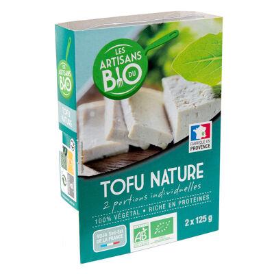 Tofu nature (Les artisans du bio)