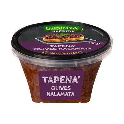 Tapena' olive kalamata 150g (Ensoleil'ade)