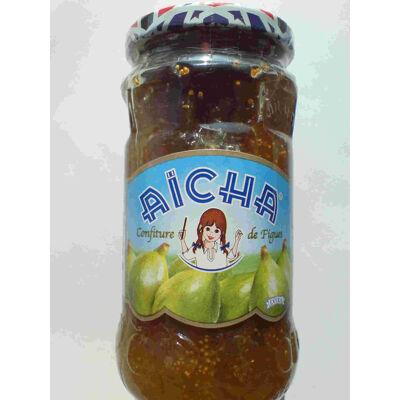 Confitures de figues 370 ml (Aïcha)