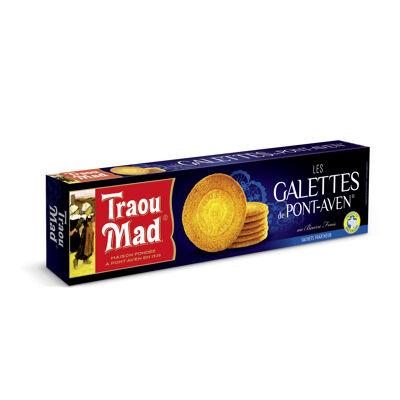 Etui de 12 galettes bretonnes au beurre 100g traou mad (Traou mad)
