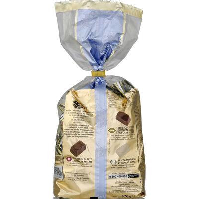 Papillotes revillon tendress' sachet 420 g (Revillon chocolatier)