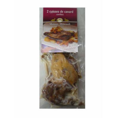 Cuisses de canard confites (Maison mitteault)