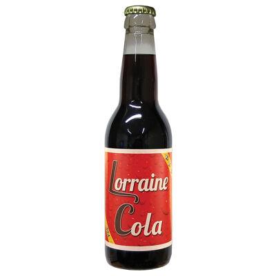Lorraine cola artisanal bouteille de 33cl (Lorraine cola)
