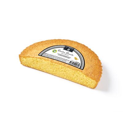 Quatre quarts pur beurre 1/2 lune 400g (Le floch boulanger patissier)
