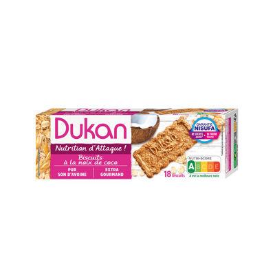 Biscuits à la noix de coco (Dukan)