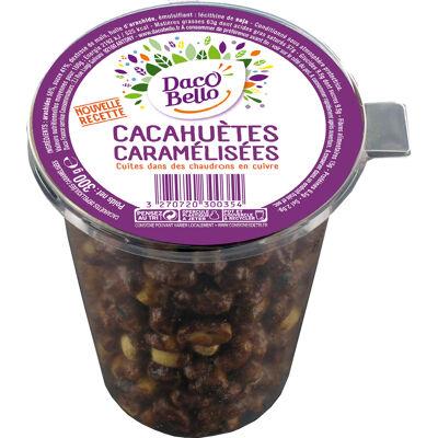 Cacahuètes caramélisées 300g (Daco bello)