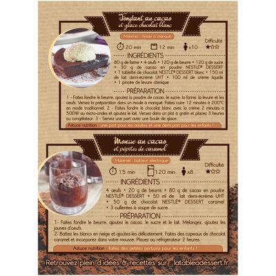 Nestle dessert cacao en poudre boîte 250g (Nestle)