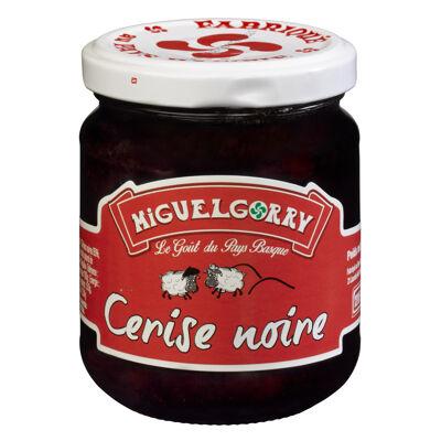 Preparations a base de fruits cerise noire 230g (Miguelgorry)