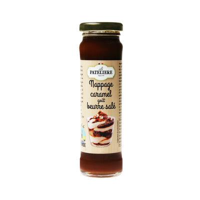 La pateliere / coulis & nappages / nappage caramel goût beurre salé / 200 g (La patelière)
