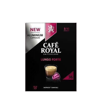 Cafe royal ns alu lungo forte x36 (Café royal)