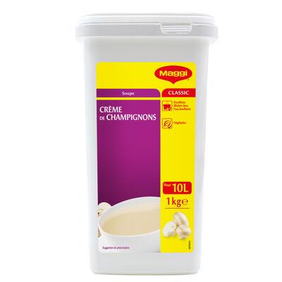 Crème de champignons maggi - boîte de 1 kg pour 10 l (Maggi)