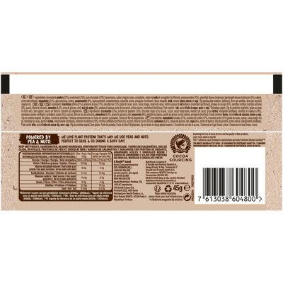 Yes! protein noix de cajou, myrtille et chocolat noir 45g (Yes!)