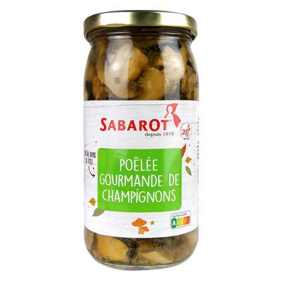 Bocal 37cl poelees gourmandes sabarot (Sabarot)