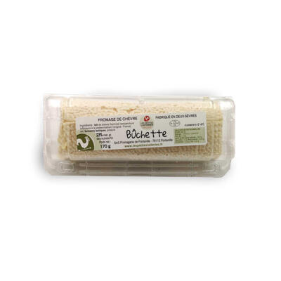 Buchette blanche ls (Les petites laiteries)