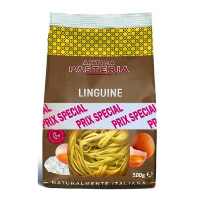Linguine 2 x 500 g promo (Antica pasteria)