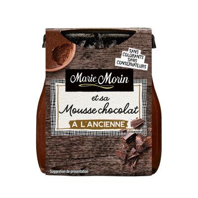 Mousse au chocolat à l'ancienne 90g (Marie morin)