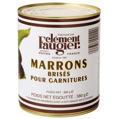 Marron brise nat bte 4/4 580g (Clémet faugier)