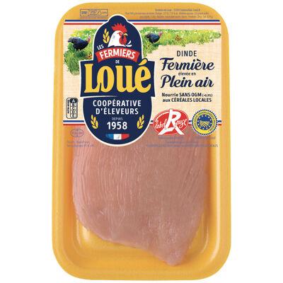 Loué escalope de dinde x1 (Loué)