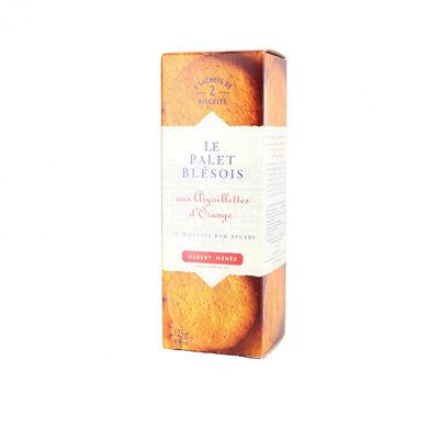 Palets blesois aux aiguillettes d'orange 125 g (Albert ménès)