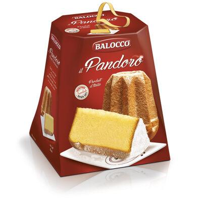 Pandoro classico etui kg (Balocco)