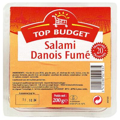 Salami 20tr 200g top budget (Top budget)