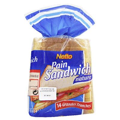 Pain sandwich nature (Netto)