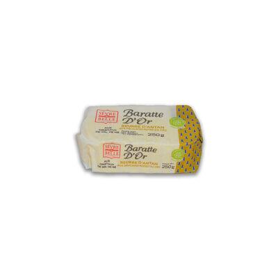 Moulé baratte d'or croquant 250g sulfu beurre d'antan aux délicates notes du cru (Sèvre & belle)