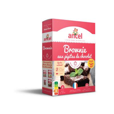 Mes brownies aux pépites de chocolat (Ancel)