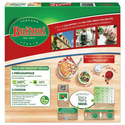 Buitoni fraich'up so creamy pizza surgelée façon raclette 580g (Buitoni)