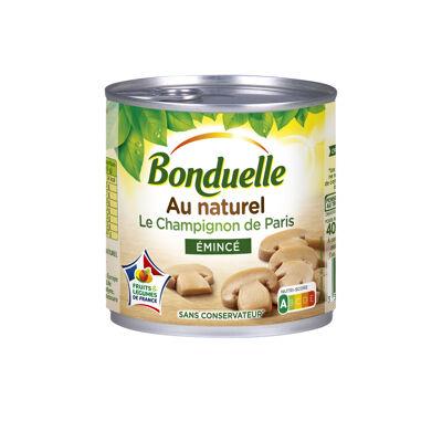 Champignons de paris émincés au naturel (Bonduelle)