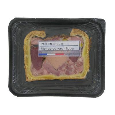 Tr pate croute filet de canard aux figues 100g (Michel bolard)