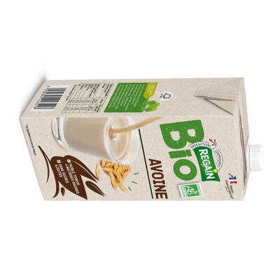 Boisson à l'avoine issue de l'agriculture biologique, stérilisée uht (Regain)