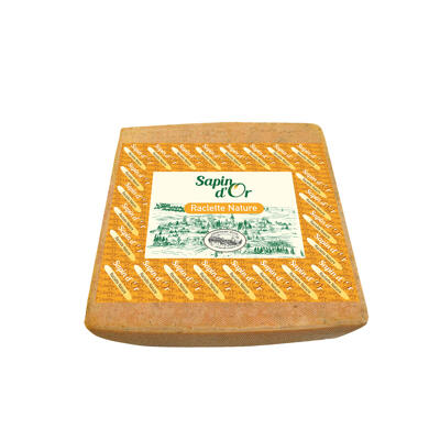 Raclette nature 5kg sapin d'or (Sapin d'or)