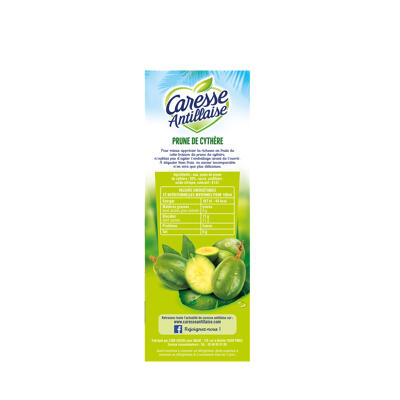 Prune de cythere- 1l (Caresse antillaise)