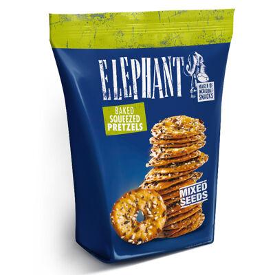 Elephant pretzels graine 80g (Elephant)
