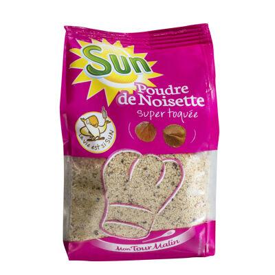 Noisette poudre sachet 250 gr mon tour malin (Sun fruits secs)