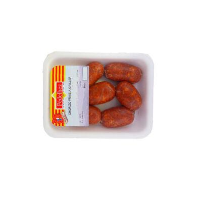 Chorizo frais à griller (Pédelhez)