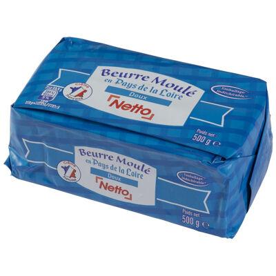 Beurre doux moule 500g origine france (Netto)