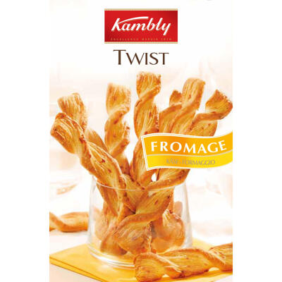 Twist fromage 125g - kambly - 125g (Kambly)
